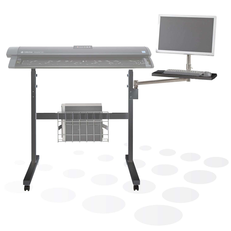 Universal Repro-Stand für Colortrac SCi/SGi 36/42