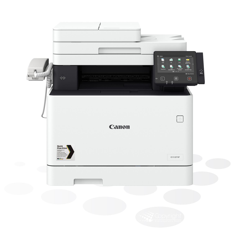 Canon i-SENSYS X C1127iF (inkl. Fax)