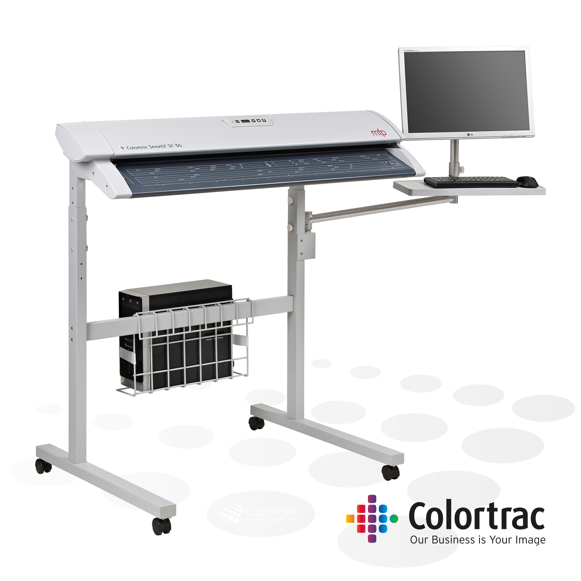 Colortrac SmartLF Scanner SC Xpress36 MFP