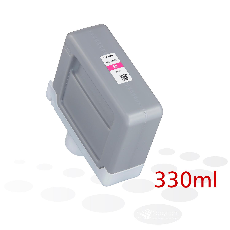 Canon PFI-340 M, Magenta, 330 ml