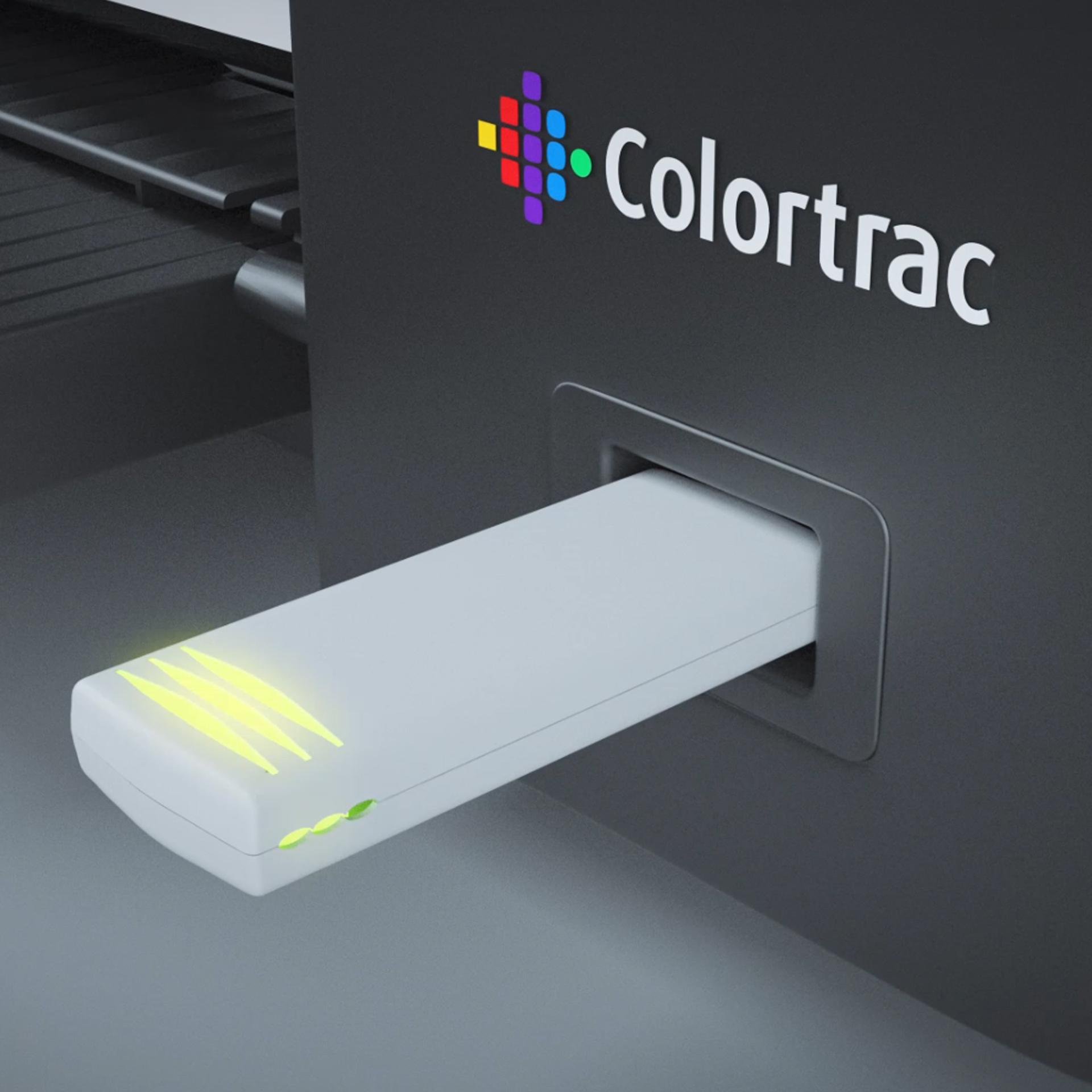 "Colortrac SmartLF Scan! 36"" Scanner to Go"