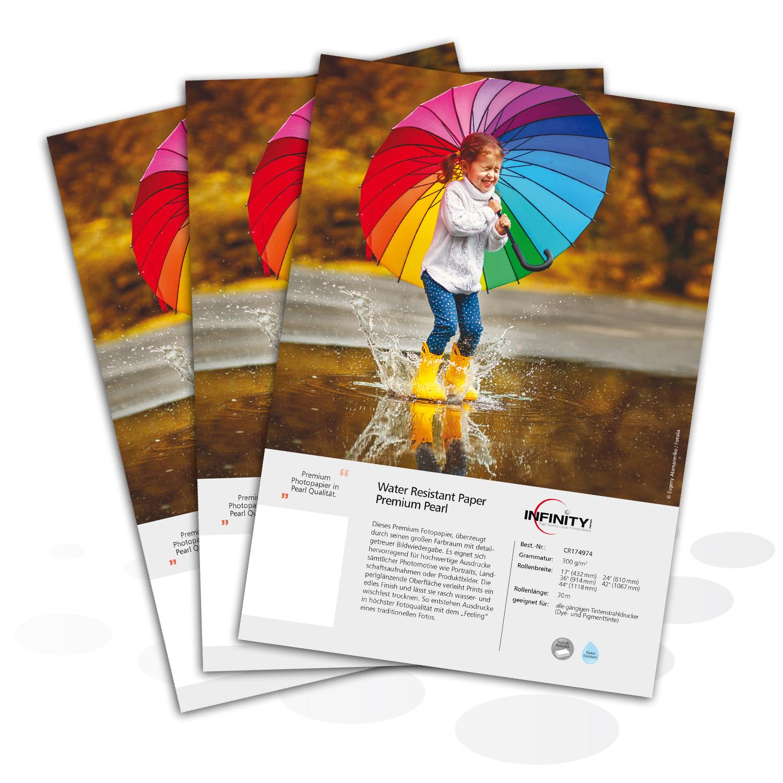 Photo Paper Premium Pearl, ab 50 Blatt